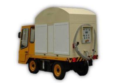 Mobile pump AMEDA 1000