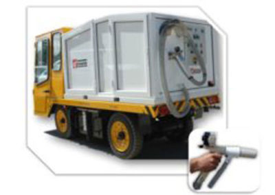 Mobile pump AMEDA 200